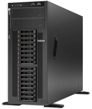 塔式服务器,服务器,ThinkSystem,ThinkSystem ST558塔式服务器-, 联想商用官网