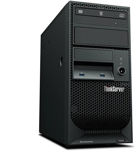 ThinkServer TS150塔式服务器,塔式服务器,ThinkServer,服务器-, 联想商用官网