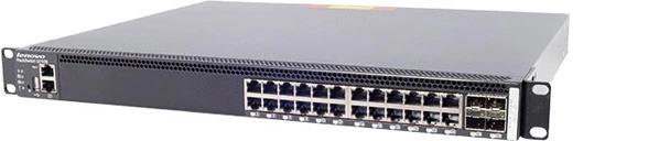 RackSwitch G7028交换机,网络设备,数据中心交换机-, 联想商用官网